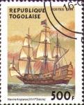 Stamps : Africa : Togo :