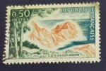 Stamps : Europe : France :  Turismo