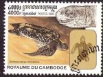 Stamps Cambodia -