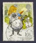 Stamps United Kingdom -  Dibujos