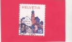 Stamps : Europe : Switzerland :  Lucerna