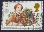 Stamps United Kingdom -  Mujeres celebres
