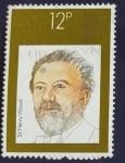 Stamps : Europe : United_Kingdom :  Personajes