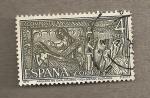 Sellos de Europa - España -  Año Compostelano