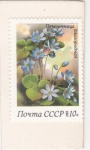 Stamps : Europe : Russia :  FLORES