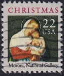 Stamps : America : United_States :  Navidad