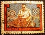 Stamps Lebanon -  Artesano