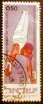 """Stamps Israel -  9º Aniversario de los juegos """"Hapoel"""""""