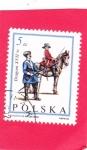 Stamps Poland -  Dragones siglo XVII
