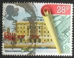 Stamps : Europe : United_Kingdom :  Arquitectura