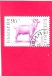 Stamps : Europe : Bulgaria :  Billy Goat (Capra hircus)