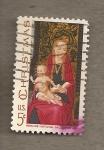 Sellos de America - Estados Unidos -  Virgen de Memling, Navidades
