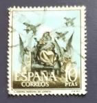 Stamps : Europe : Spain :  Aviacion