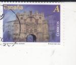 Stamps : Europe : Spain :  ARCO DE SANTA MARÍA-BURGOS (46)