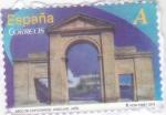 Stamps Spain -  ARCO DE CAPUCHINOS-ANDÚJAR (46)