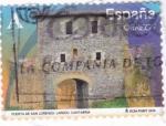 Stamps : Europe : Spain :  PUERTA DE SAN LORENZO-LAREDO (46)
