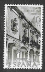 Stamps : Europe : Spain :  Edif 1996 - Forjadores de América. Mejico.
