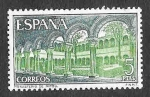Stamps : Europe : Spain :  Edif 2007 - Monasterio de Santa María de Ripoll