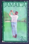 Stamps Jamaica -  Deportes
