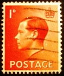 Stamps Europe - United Kingdom -  Rey Eduardo VIII