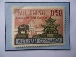 Stamps : Asia : Vietnam :  Buu Chinh - Vietnam del Sur- Zoológico y Jardines Botánicos-Sello de 0,50 Döng.