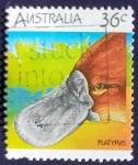Stamps Australia -  Fauna silvestre