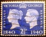 Stamps Europe - United Kingdom -  Centenario del Sello