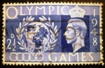 Stamps Europe - United Kingdom -  Juegos Olímpicos