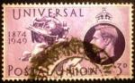 Stamps Europe - United Kingdom -  Unión Postal Universal