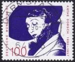 Stamps : Europe : Germany :  Käthe Dorsch