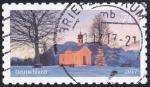 Stamps : Europe : Germany :  capilla María Rast_Krun
