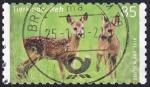 Stamps : Europe : Germany :  cervatillos