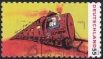 Stamps : Europe : Germany :  Udo Lindenberg