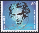 Stamps Europe - Germany -  250 años Beethoven