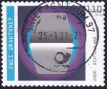 Stamps Europe - Germany -  ilusión óptica