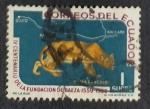 Stamps : America : Ecuador :  Fauna silvestre