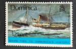 Stamps : Europe : United_Kingdom :  Barcos