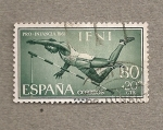 Stamps Spain -  Ifni Pro Infancia 1961