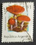 Stamps : America : Argentina :  Setas