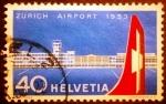 Stamps Europe - Switzerland -  Motivos. Aeropuerto de Zúrich