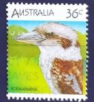 Stamps : Oceania : Australia :  Pajaros