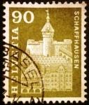 Stamps Europe - Switzerland -  Schaffhausen