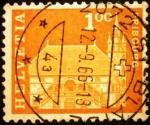 Stamps Europe - Switzerland -  Friburgo