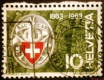 Stamps Europe - Switzerland -  Club Alpino Suizo