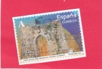 Stamps : Europe : Spain :  PUERTA DE SAN GINES-MIRANDA DE CASTAÑAR(46)