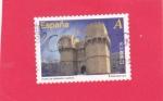 Stamps : Europe : Spain :  PUERTA DE SERRANO-VALENCIA(46)
