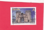 Stamps : Europe : Spain :  PUERTA DE PALMAS-BADAJOZ(46)
