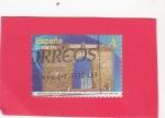 Stamps : Europe : Spain :  ARCO DE LOS GIGANTES-ANTEQUERA(46)