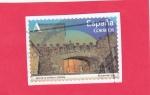 Stamps : Europe : Spain :  ARCO DE LA ESTRELLA-CÁCERES(46)