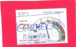 Stamps : Europe : Spain :  VALORES CÍVICOS (46)